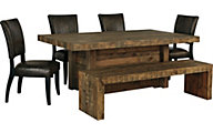 Ashley Sommerford 6-Piece Dining Set