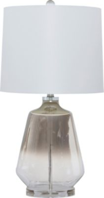 Ashley Jaslyn Glass Table Lamp
