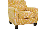 Ashley Ayanna Nuvella Gold Accent Chair