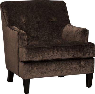 Ashley Carlinworth Brown Accent Chair