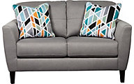 Ashley Pelsor Loveseat