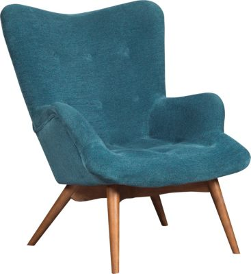 Ashley Pelsor Turquoise Accent Chair