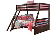 Ashley Halanton Twin/Full Bunk Bed