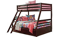 Ashley Halanton Twin/Full Storage Bunk Bed