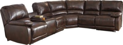 Ashley Hallett 4-Piece Power Recline Sectional