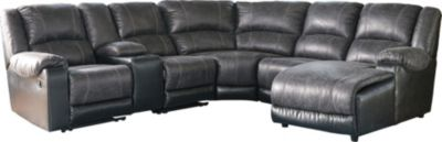 Ashley Nantahala 6-Piece Right-Side Chaise Sectional