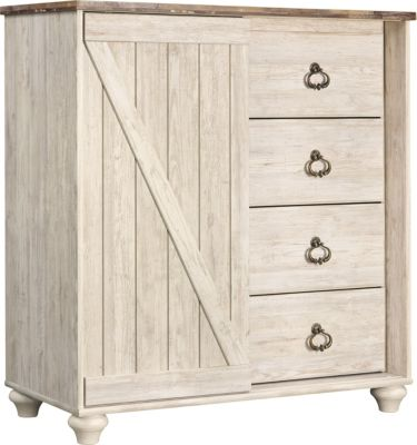 Ashley Willowton Kids' Door Chest