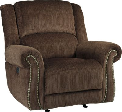 Ashley Goodlow Power Rocker Recliner