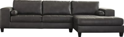 Ashley Nokomis Right-Side Chaise Sofa