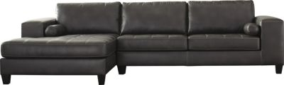 Ashley Nokomis Left-Side Chaise Sofa