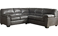 Ashley Bladen Collection Slate 2-Piece Sectional