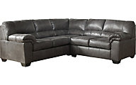 Ashley Bladen 2-Piece Left-Side Sofa Sectional