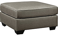 Ashley Calicho Cashmere Oversized Ottoman