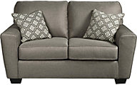 Ashley Calicho Cashmere Loveseat