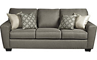 Ashley Calicho Cashmere Sofa