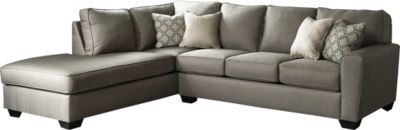 Ashley Calicho Cashmere 2-Piece Sectional