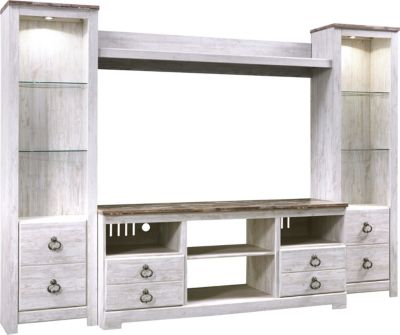 Ashley Willowton Entertainment Center