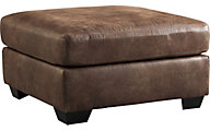 Ashley Bladen Collection Coffee Oversized Ottoman