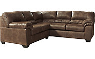 Ashley Bladen Coffee 2-Piece Sectional