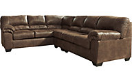 Ashley Bladen Collection Coffee 3-Piece Sectional