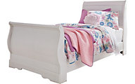 Ashley Anarasia Twin Sleigh Bed