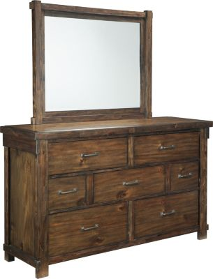 Ashley Lakeleigh Dresser with Mirror