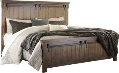 Ashley Lakeleigh Queen Bed