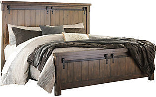 Ashley Lakeleigh King Bed