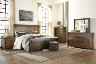 Ashley Lakeleigh 4-Piece Queen Bedroom Set