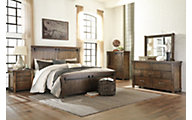 Ashley Lakeleigh 4-Piece King Bedroom Set