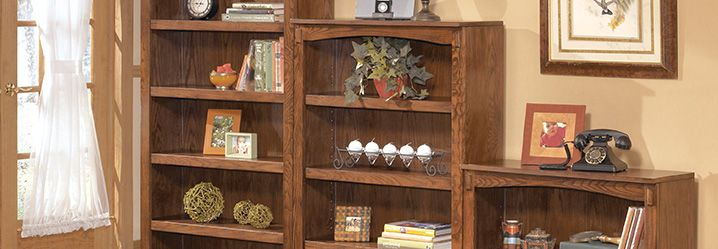 bookshelves, bookcases and cabinets