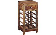 Ashley Abbonto Wine Cabinet With Wine Rack