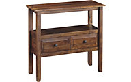 Ashley Abbonto 2-Drawer Storage Accent Table