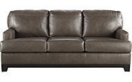 Ashley Derwood Leather Sofa