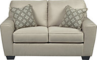 Ashley Calicho Ecru Loveseat