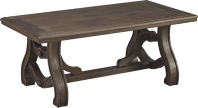 Ashley Tanobay Coffee Table