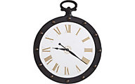 Ashley Juan Wall Clock