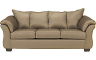 Ashley Darcy Mocha Sofa
