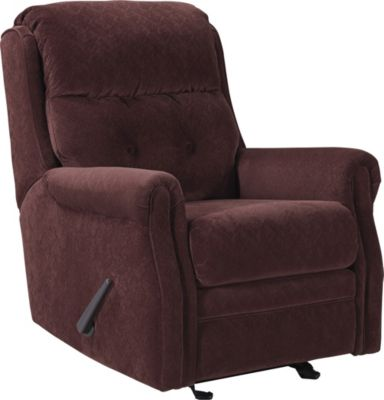 Ashley Gorham Glider Recliner