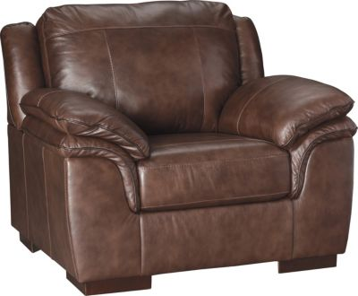 Ashley Islebrook Canyon Leather Chair