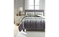 Ashley Agustus 3-Piece King Comforter Set