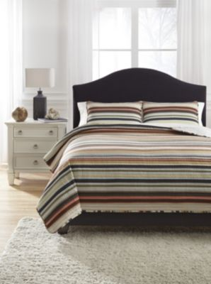 Ashley Wiley 3-Piece King Quilt Set