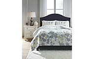 Ashley Maureen 3-Piece King Comforter Set