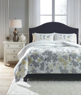 Ashley Maureen 3-Piece Queen Comforter Set