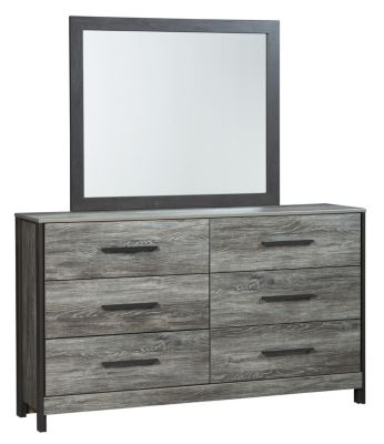 Ashley Cazenfeld Dresser with Mirror