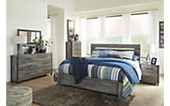 Ashley Cazenfeld 4-Piece King Bedroom Set