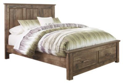 Ashley Blaneville Queen Storage Bed