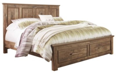 Ashley Blaneville King Storage Bed