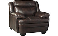 Ashley Hannalore Leather Chair