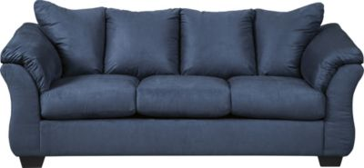 Ashley Darcy Collection Blue Full Sleeper